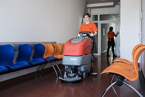 Služby zaměřování na oranžový kraj